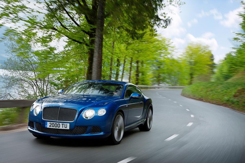 bentley continental gt speed - miles & more - magazin