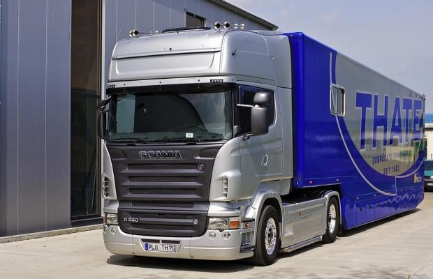 Hybridantrieb für Lkw als Nachrüstlösung