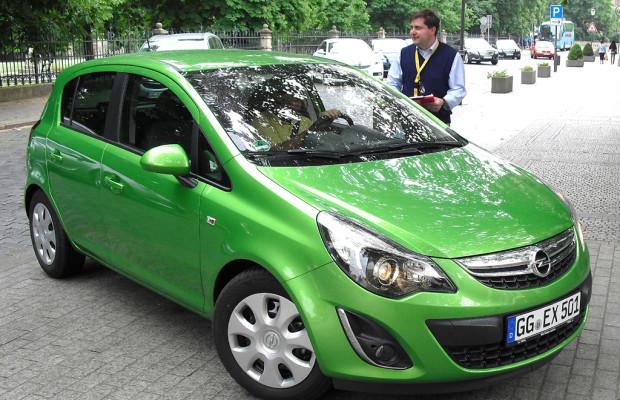 Im grünen (Effizienz-)Bereich: Opel bei Ecoflex schon breit aufgestellt