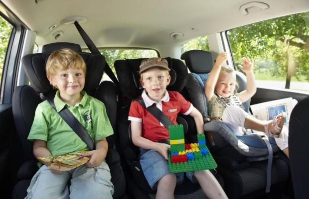 Kindersicherheit - Der gefährlichste Platz ist im Familienauto