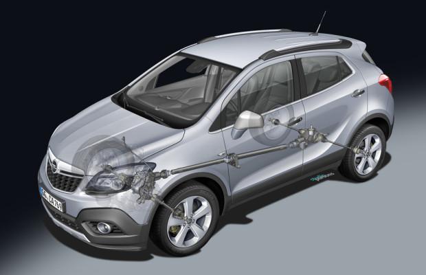 Opel richtet beim Mokka viel Augenmerk auf das Fahrwerk