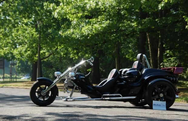 Test Rewaco Trike RF1 LT 2: Es muss kesseln ...
