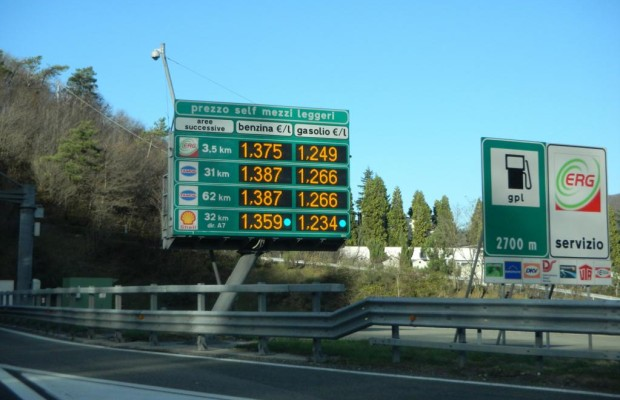 Urlaub: Kraftstoffpreise in Europa