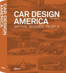 auto.de-Buchtipp: Car Design America – Myths, Brands, People