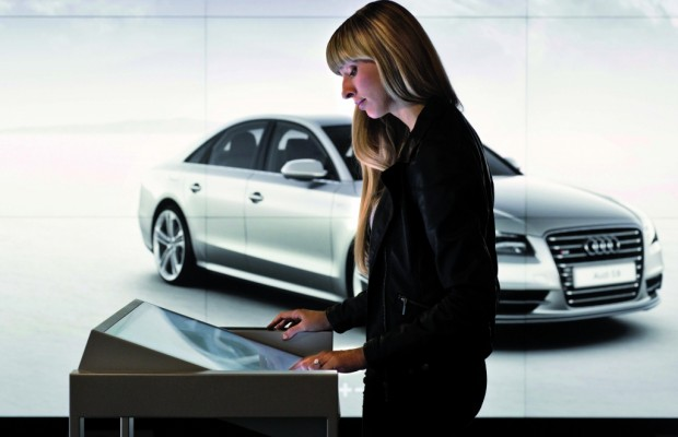 Audi City: Audi startet mit virtuellem Showroom in London