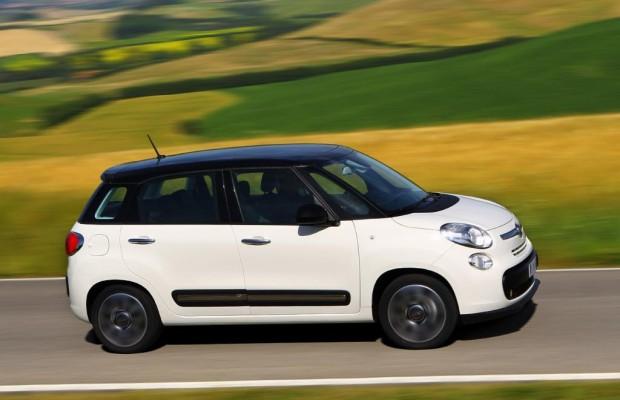 Fiat 500L ab 15.900 Euro - Moderat zugelegt