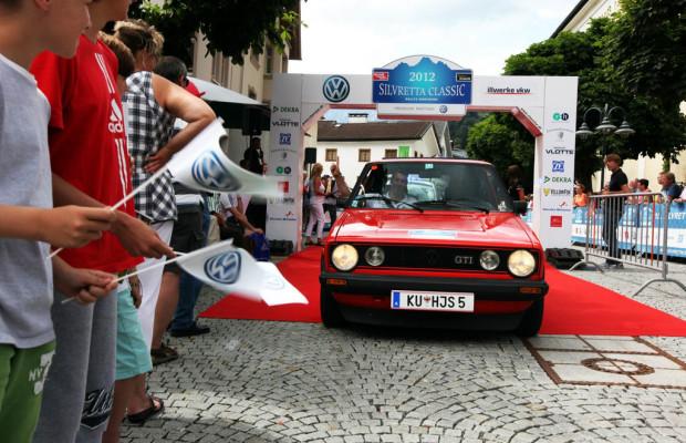 Silvretta 2012: Striezel Stuck gibt Gas