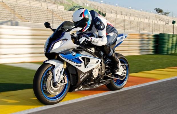 Sportmotorrad BMW HP4: Die S 1000 RR als Superathlet