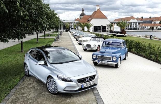 Volvo: Neues Modell zum 85. Geburtstag