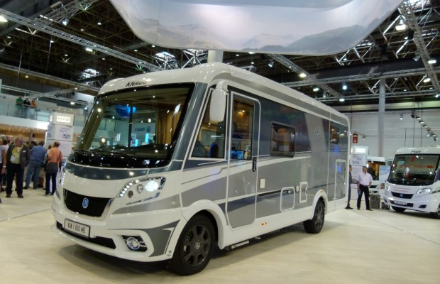 Caravan-Salon 2012: Reisemobile vom Einstiegscamper bis zum Luxusheim