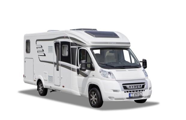 Die Trends 2013 bei Caravan und Wohnmobilen