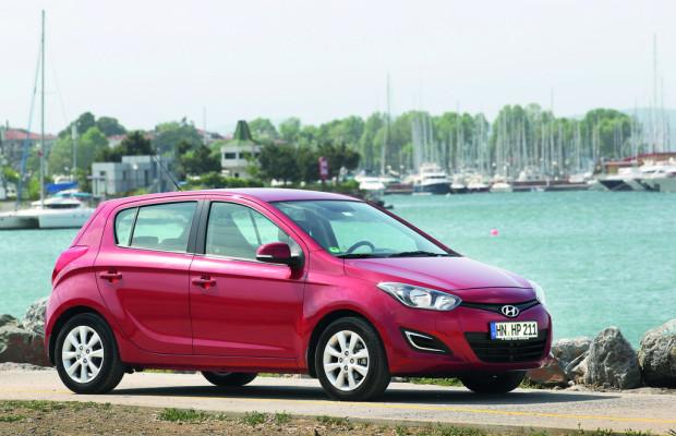 Hyundai i20 klimafreundlichstes Auto mit klassischem Motor