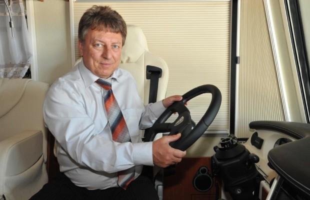 Wohnmobiltechnik - Weg mit dem Lenkrad