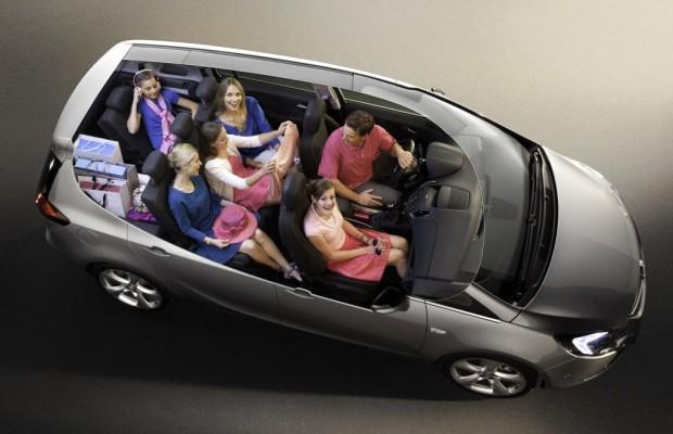 Familienautos - Zweimal Isofix und Mutti in der Mitte