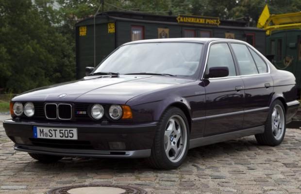 Mit dem BMW M5 auf Europatour - Vorwärts in die Vergangenheit