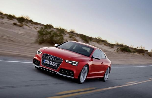 Paris 2012: Frischluftversion des Audi RS5 startet 2013