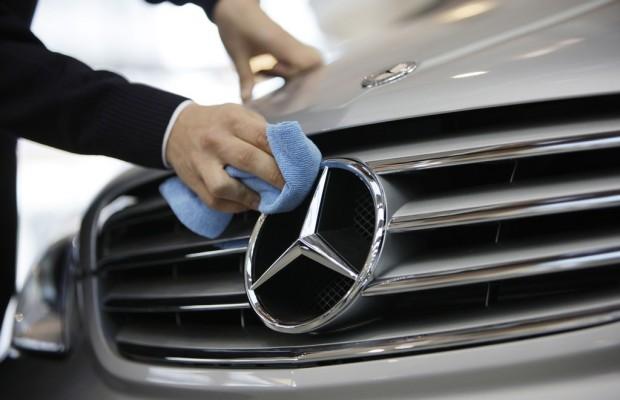 AUTO-MEDIENPORTAL: Mercedes-Benz erzielt Verkaufsbestwerte