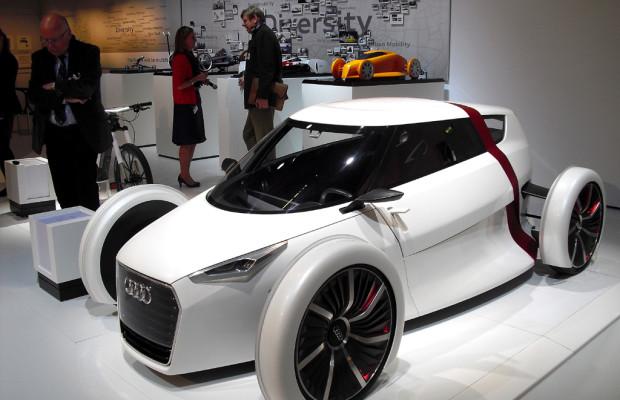 Audi im auto.de-Gespräch: