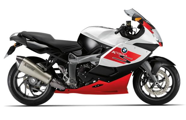 EICMA 2012: BMW feiert 30 Jahre K-Reihe mit Sondermodell