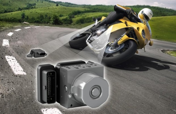 Bosch mit Motorrad-ESP