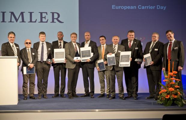 Daimler verleiht
