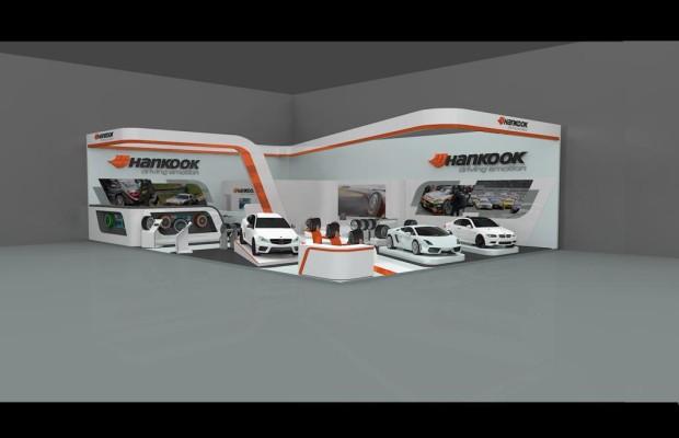 Hankook auf der Essen Motor Show