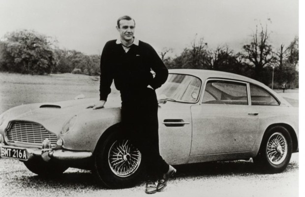 Aston Martin DB5: Das ewige Bond-Auto