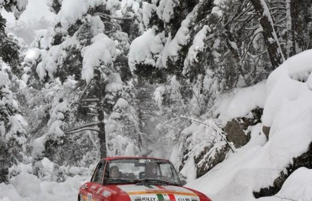 Neue Streckenführung für Rallye Monte-Carlo Historique