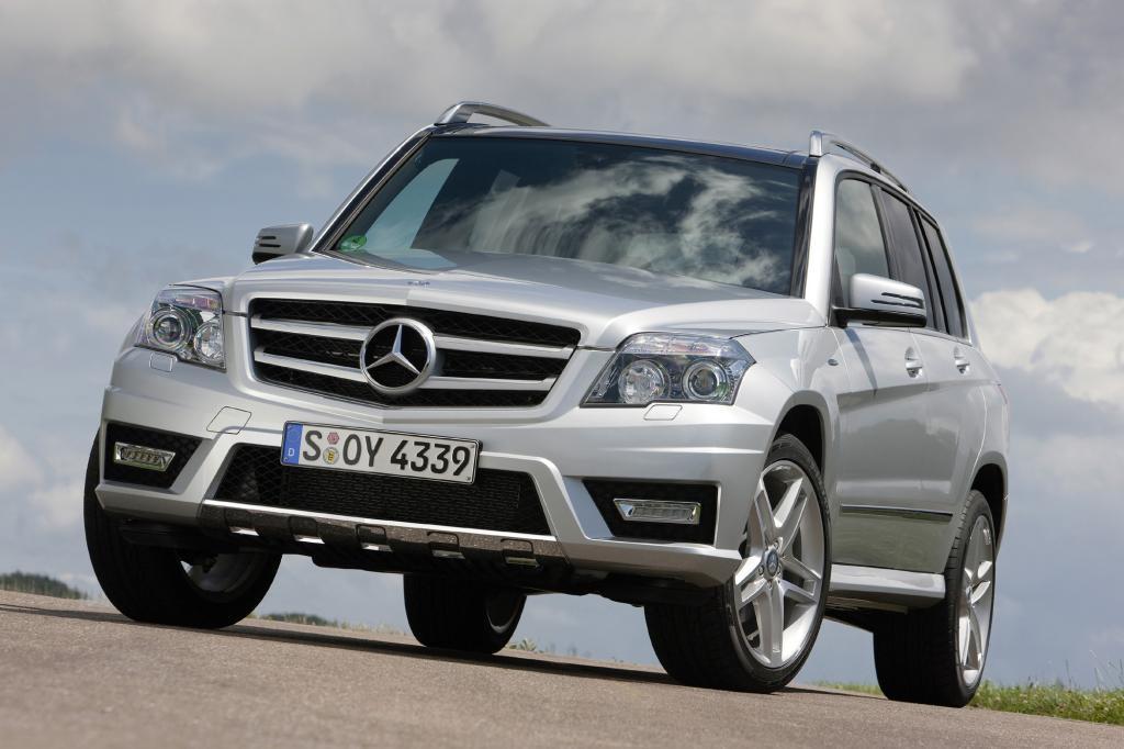 Gebrauchtwagen Check Mercedes Glk Kompakt Und Robust Magazin