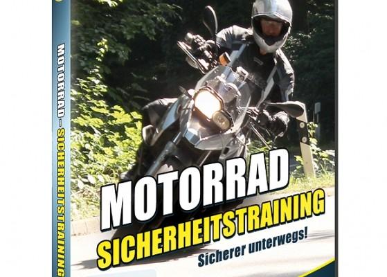 DVD Motorrad-Sicherheitstraining: Sicher unterwegs