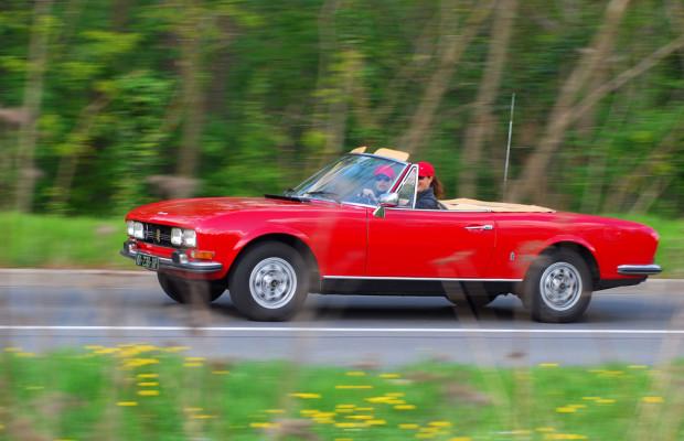 Peugeot bei der Bremen Classic Motorshow