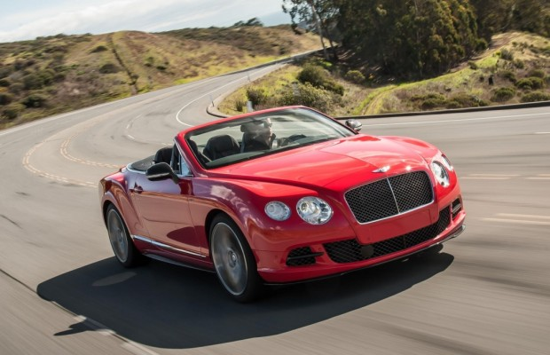 Bentley Continental GT Speed Cabrio - Fracksausen