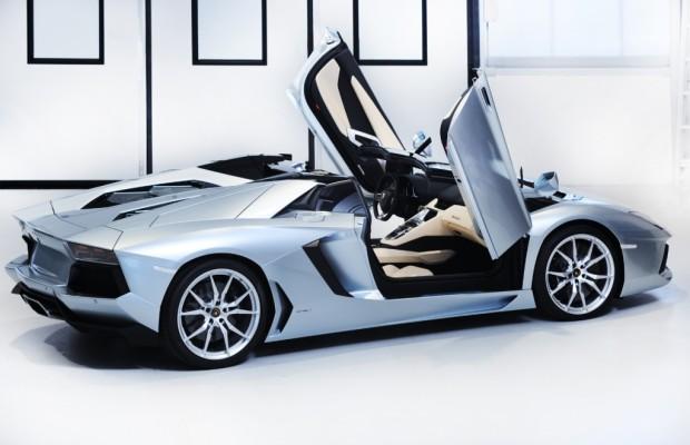 Lamborghini mit V12-Motoren: Die kleine Stier-Schau