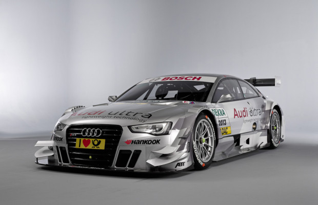 Genf 2013: Audi präsentiert den RS 5 DTM