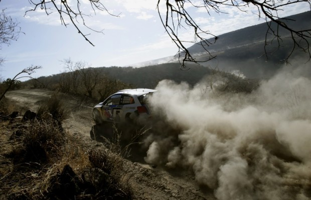 WRC in Mexico: Volkswagen in der Favoritenrolle