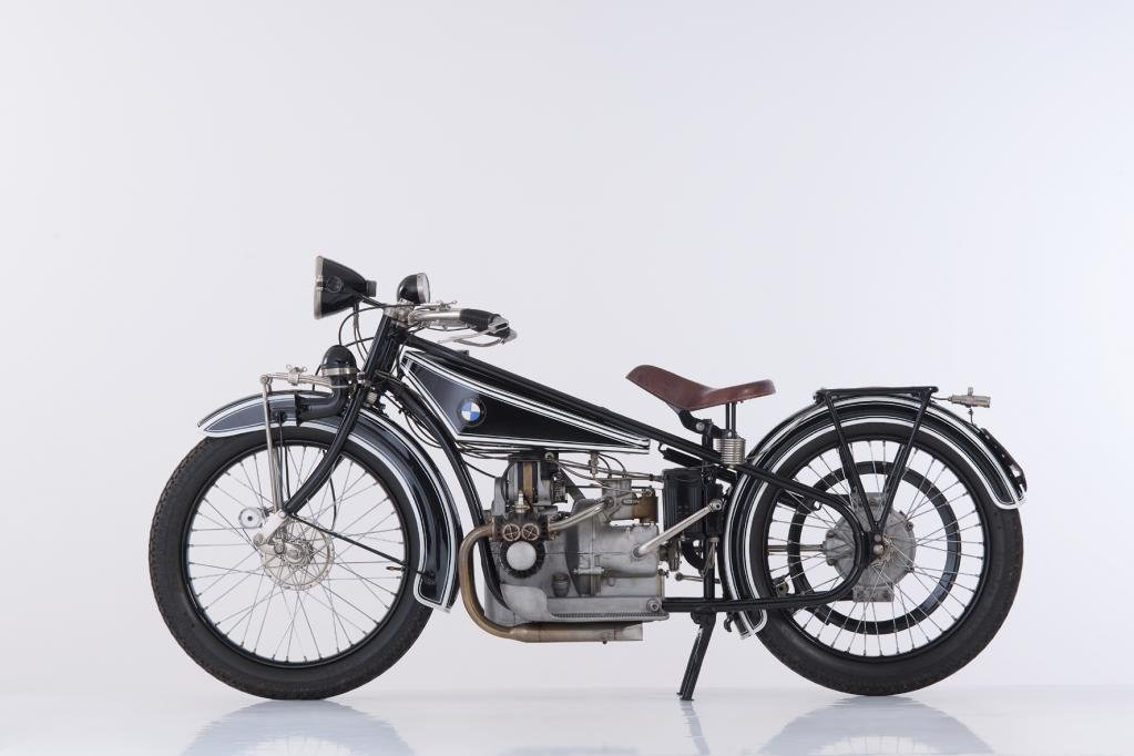 Bmw Motorrad Feiert 90 Geburtstag Magazin