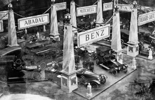 Daimler gibt Einblick in französische Handelsgeschichte