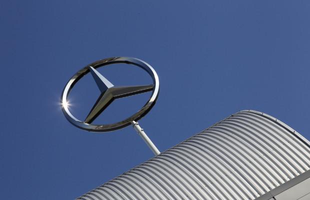 Der bislang beste Monat überhaupt für Mercedes-Benz