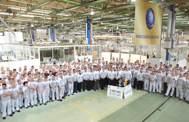 Fiat produziert fünfmillionsten 1.3-Multijet-Motor