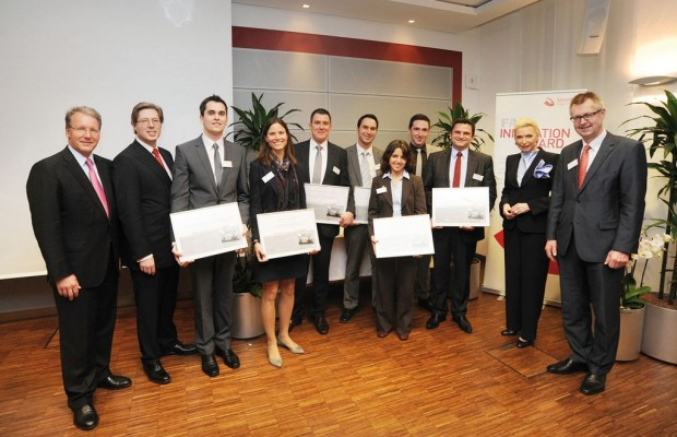 Schaeffler verleiht Innovation Award