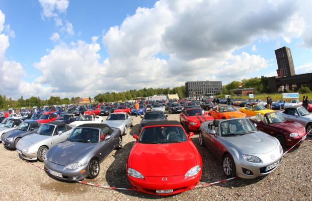 Am 15. Juni nächster Rekordversuch mit dem Mazda MX-5