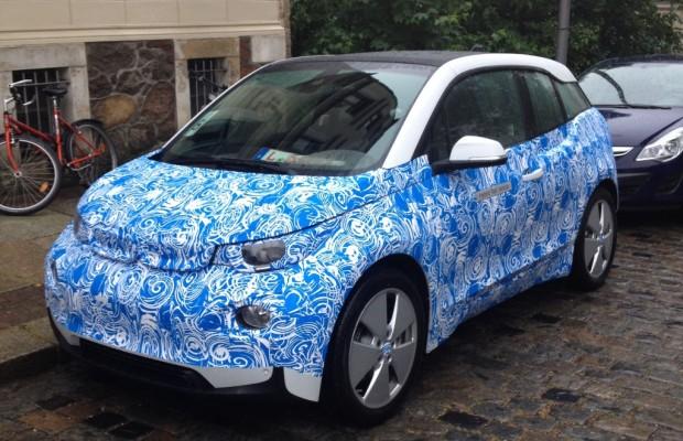 Erwischt: Erlkönig BMW i3 – Es wird ernst