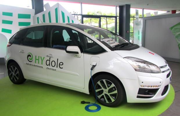 Für Autos von morgen: PSA Peugeot Citroën stellt technische Innovationen vor