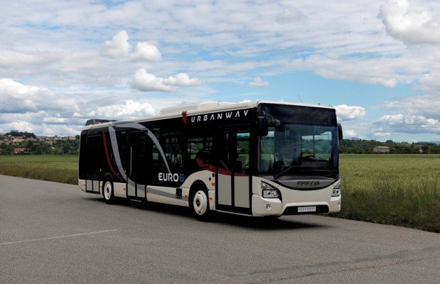 Iveco Bus präsentiert erstes Modell unter neuem Namen