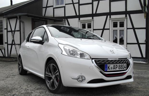 Kleines Kraftpaket: Peugeot liefert neuen 208 GTI noch im Mai aus