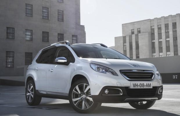 Peugeot 2008: Kompakter Crossover startet bei 14.700 Euro