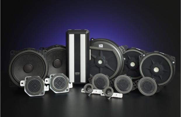 Premium-Sound im Lexus IS