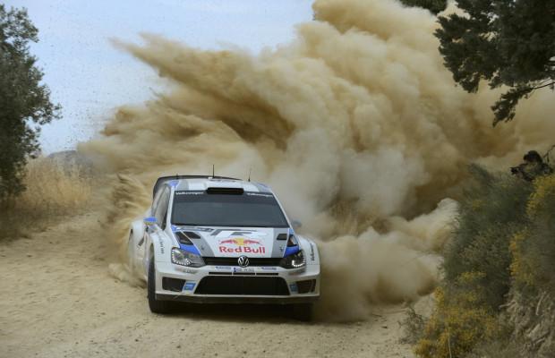 Rallye Akropolis: Sieg für Jari-Matti Latvala - WM-Favoriten straucheln