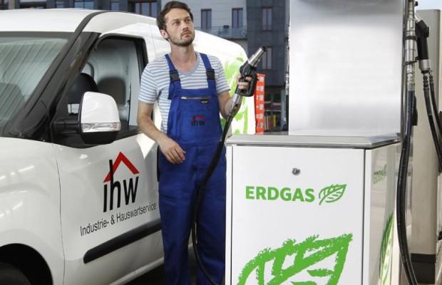 Tag der Umwelt: Mehr Erdgasfahrzeuge gefordert