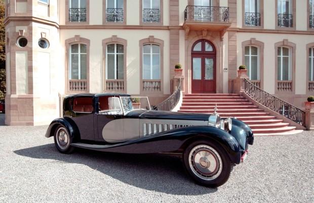 Bugatti zeigt automobile Hoheit in Goodwood